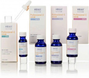 Dr. Sanderson uses Obagi products for Facial Rejuvenation